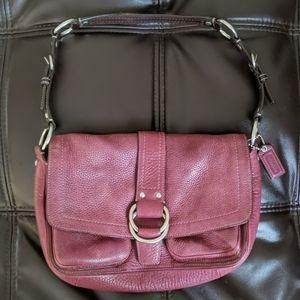 Genuine coach handbag purse No F0751-F10893